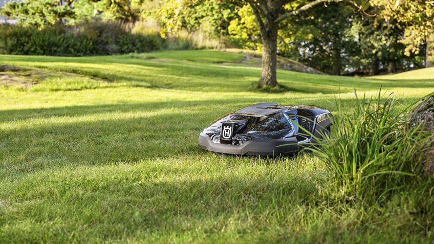 vorstellung und bewertung m hroboter husqvarna automower 315 ratgeber. Black Bedroom Furniture Sets. Home Design Ideas